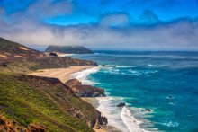 Scenic Panoramic View Of The C...