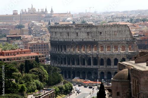 Photo Colloseum, Rome, Italy