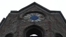 Clock On The Old Churche