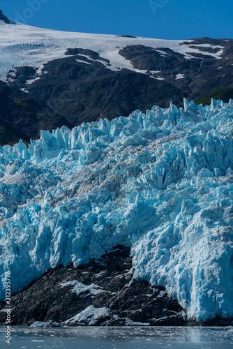 Fototapeta Kenai fjords national park, Alaska. obraz na płótnie