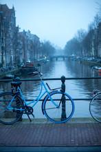 Amsterdam In The Winter