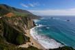 Beautiful Pacific coast, California