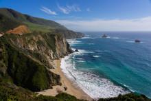Beautiful Pacific Coast, Calif...