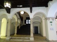 Interior Palacio Episcopal De Malaga