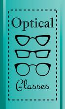 Three Pairs Of Stylish Eyeglas...