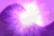 canvas print picture - abstract, blue, design, wallpaper, illustration, light, graphic, pattern, art, texture, wave, digital, backdrop, purple, lines, fractal, shape, pink, gradient, line, backgrounds, space, curve, color