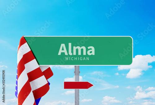 Photo Alma – Michigan