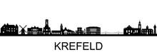 Krefeld Skyline