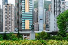 Hong Kong - Sun Yat Sen W Sheu...