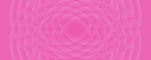 Gradient Pink Symmetry Abstract Background