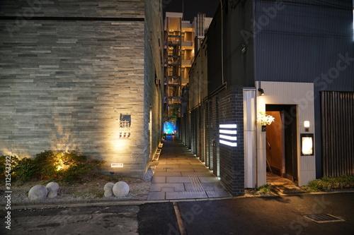 福岡天神 博多中洲 夜景風景