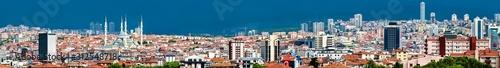 Photo Panorama of Ankara, the capital of Turkey