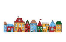 Color Vector Illustration. Set...