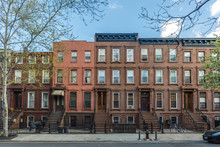 Brownstone Rowhouse Residences In Bedford-Stuyvesant BedStuy In