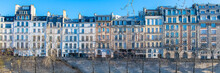 Paris, Ile De La Cite And Quai...