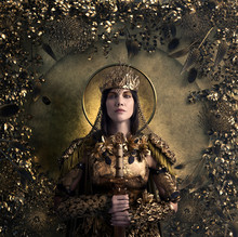 The Gold Queen