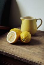 Lemon And Jar
