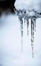 A Collection Of Icicles