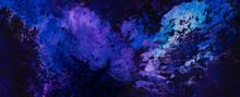 Swirly Galaxy Abstract Liquid ...