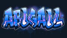 Graffiti Name Abigail