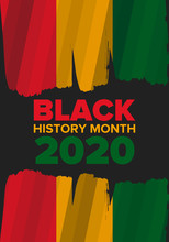 Black History Month. African A...