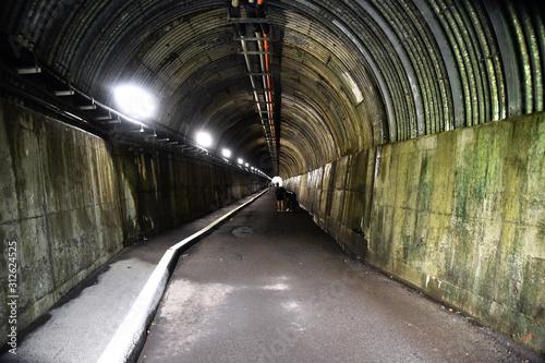 Tunel dla pieszych Sumatakyo