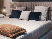 Luxury Modern Style Bedroom, Interior Of A Hotel Bedroom