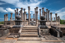 Ruins Of The Historical City Of Polonnaruwa, Sri Lanka