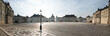 Amalienborg palace in Copenhagen, Denmark.