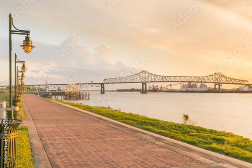 Photo Baton Rouge, Louisiana Riverfront