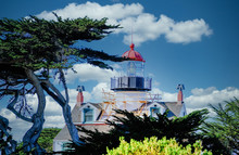 Point Pinos Lighthouse Under C...