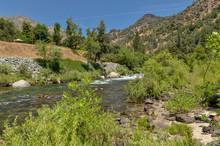 Merced River Headwaters Near Incline, Mariposa County, California