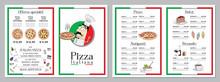 Italian Pizza Restaurant Menu ...