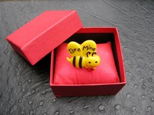 Cute Plastic Bee With Bee Mine...