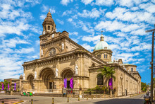 Manila Cathedral, Intramuros, ...