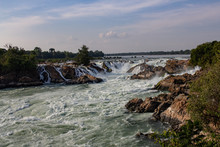 Khon Phapheng Waterfall Lao