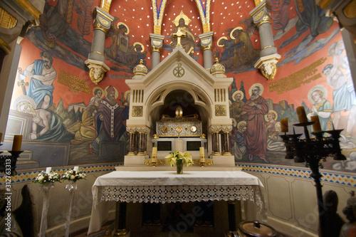 Obraz na plátně  Panewniki Bazylika św. Ludwika Króla i Wniebowzięcia NMP