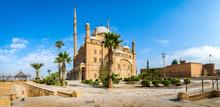 Mosque In Cairo Citadel