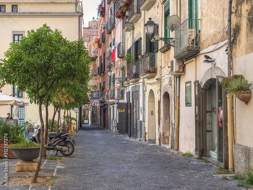 Fotografia A Salerno vecchia...