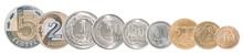 Set Of Polish Coins