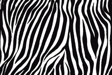 Trendy Zebra Animal Print With...