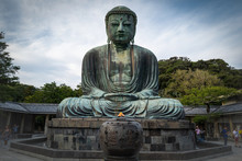 The Great Buddha Statue In Kam...