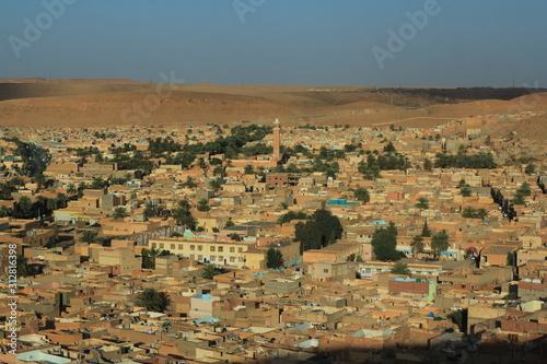 Ghardaia south of Algeria Wallpaper Mural