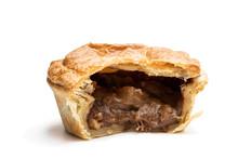Puff Pastry Steak Pie On Bakin...