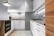 Leinwandbild Motiv Modern kitchen iterior design