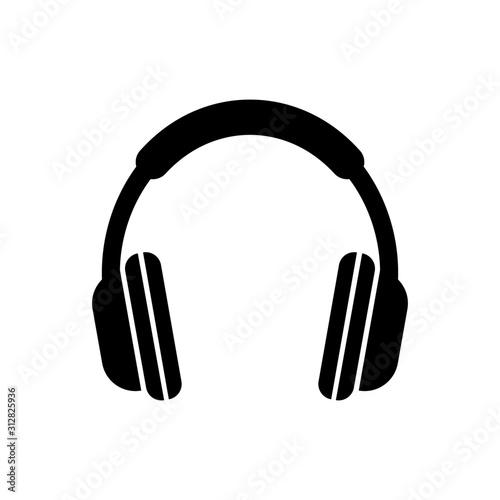 Fotografia słuchawki ikona