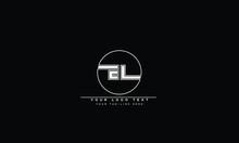 EL ,LE ,E ,L  Letter Logo Desi...