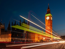Big Ben And House Of Parliamen...