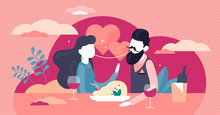 Couple Relationships Vector Il...