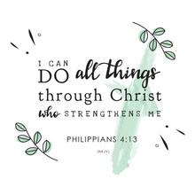 Philippians 4:13 NKJV Bible Ve...